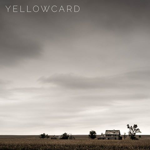 "Album-Release: Yellowcard ""Yellowcard"""