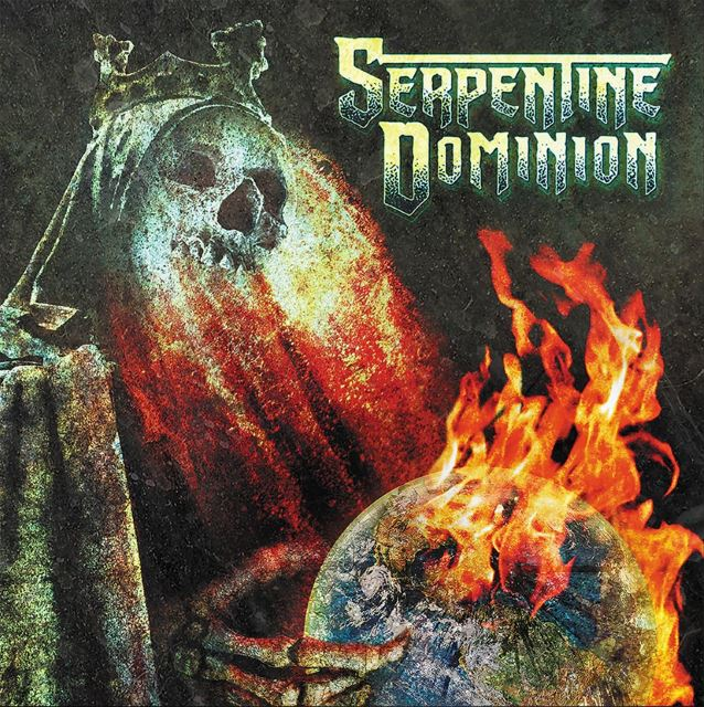 Serpentine Dominion (Killswitch Engage, Cannibal Corpse) streamen ihr Debutalbum via Soundcloud