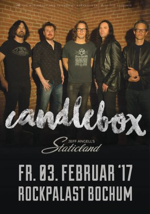 Candlebox Rockpalast Bochum