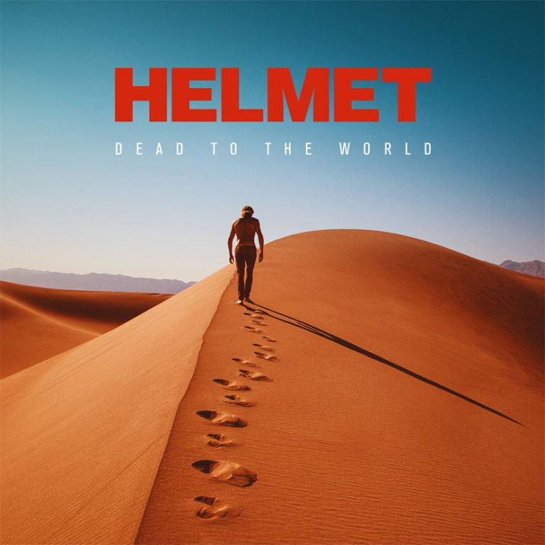 "Album-Release: Helmet ""Dead To The World"""