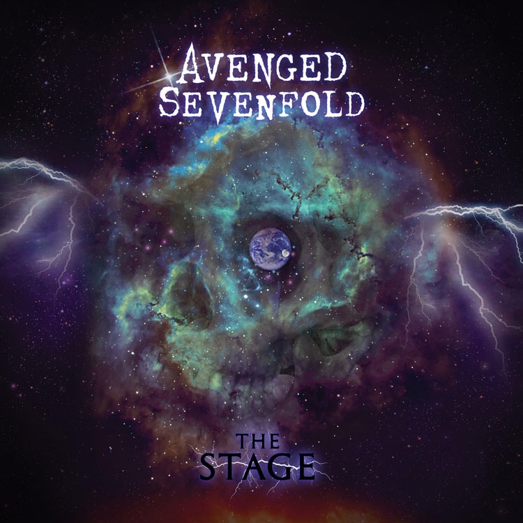 "Album-Release: Avenged Sevenfold ""The Stage"""