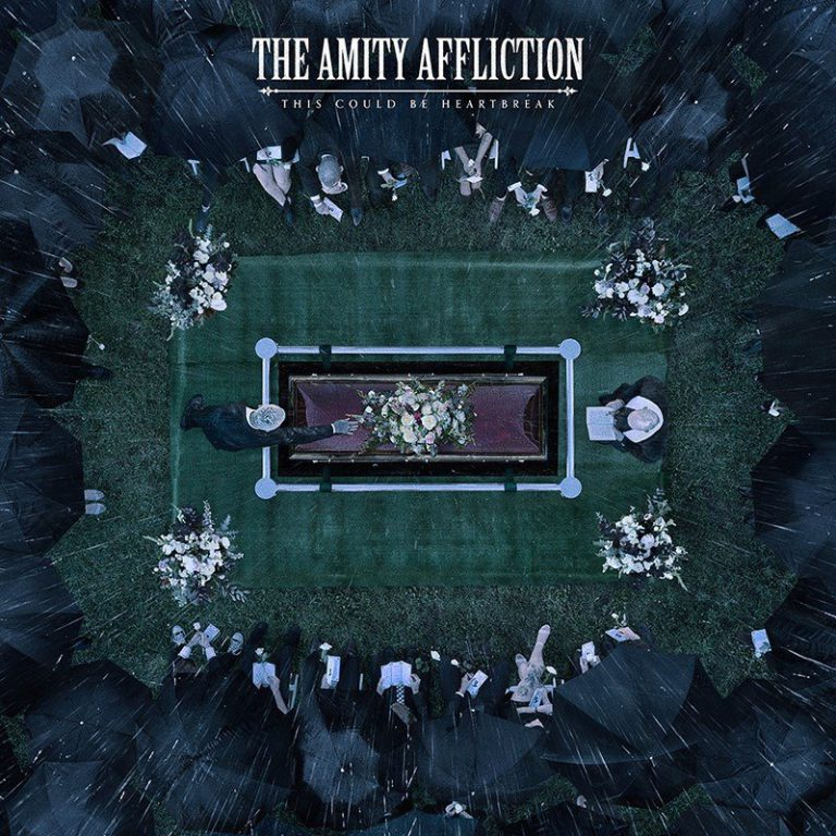 "The Amity Affliction releasen Musikvideo zu ""All Fucked Up"""