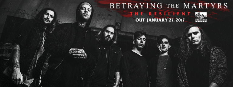 "Betraying The Martyrs veröffentlichen neuen Song ""Lost For Words"""