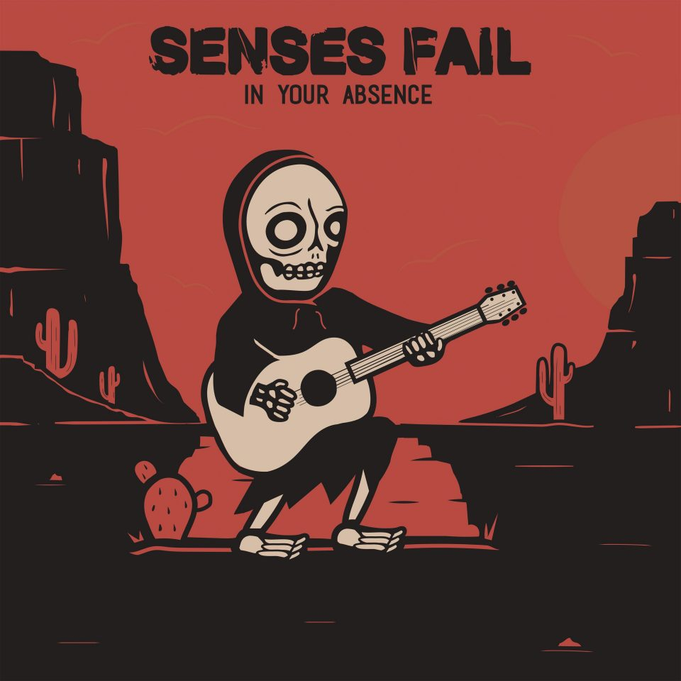 Senses Fail In Your Absence