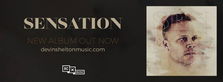 Album-Release: Devin Shelton – Sensation