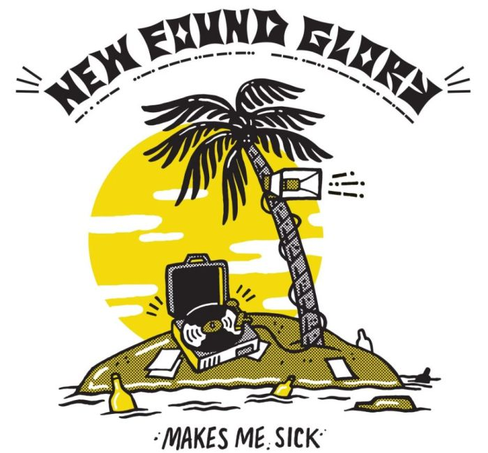 "Album-Release: New Found Glory ""Makes Me Sick"""
