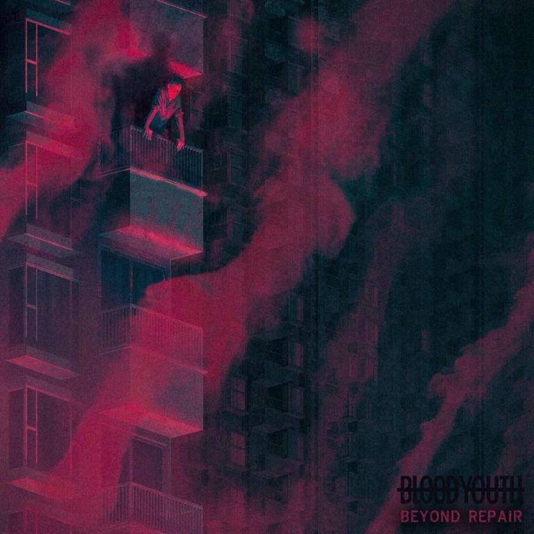 "Blood Youth veröffentlichen Musikvideo zum Song ""What I'm Running From"""