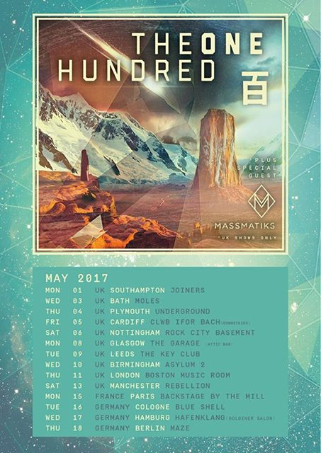The One Hundred Tour 2017