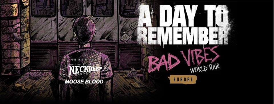A Day To Remember Köln Palladium