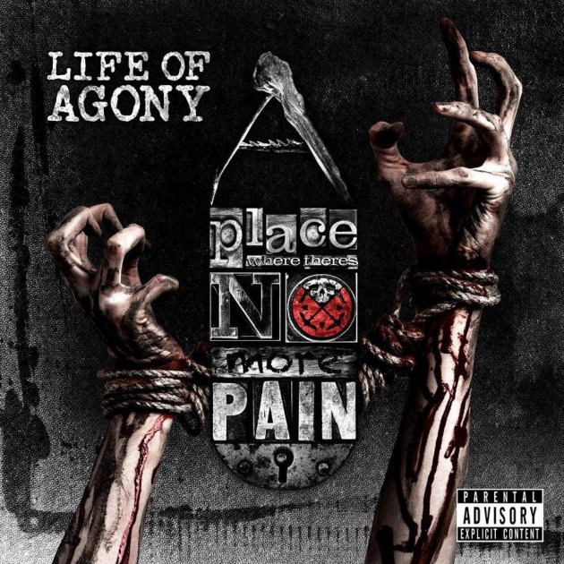 "Album-Release: Life Of Agony ""A Place Where There's No More Pain"""