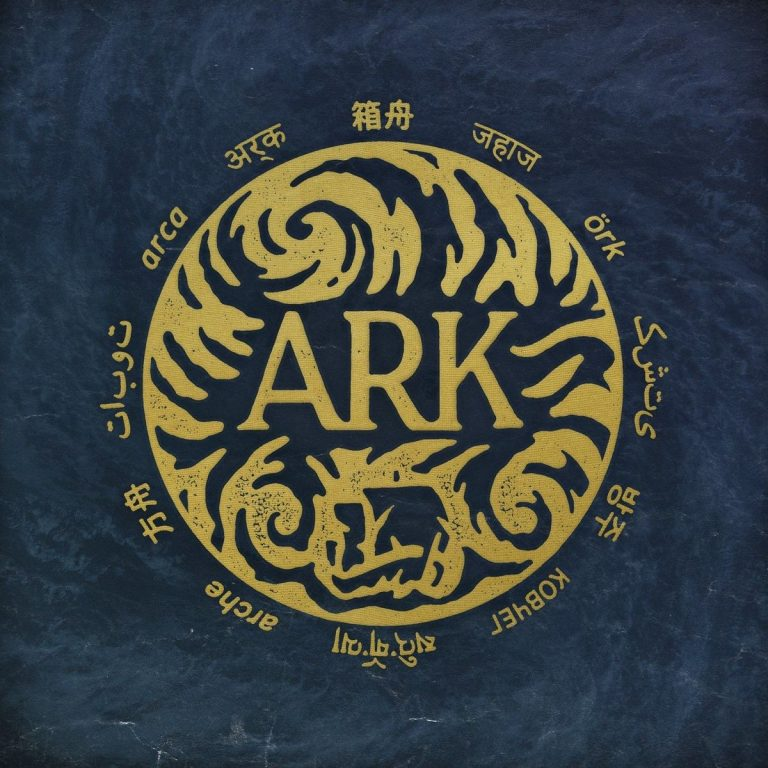 "Album-Release: In Hearts Wake ""Ark"""