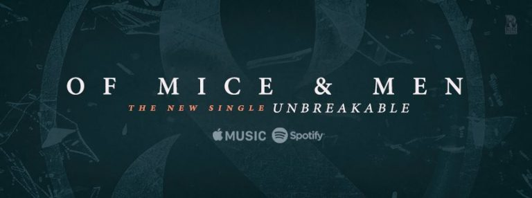"Of Mice And Men veröffentlichen neuen Song ""Unbreakable"""