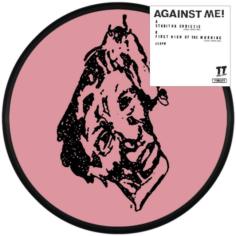 "Against Me! streamen zwei neue Songs ""Stabitha Christie"" und ""First High Of The Morning"""
