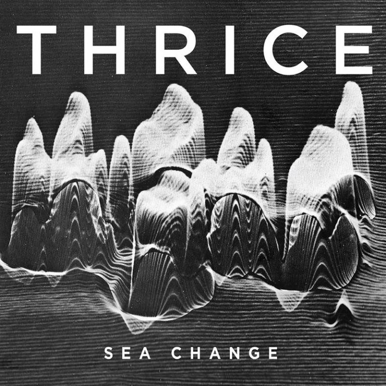 "Thrice veröffentlichen exklusive Record Store Day Single ""Sea Change"""