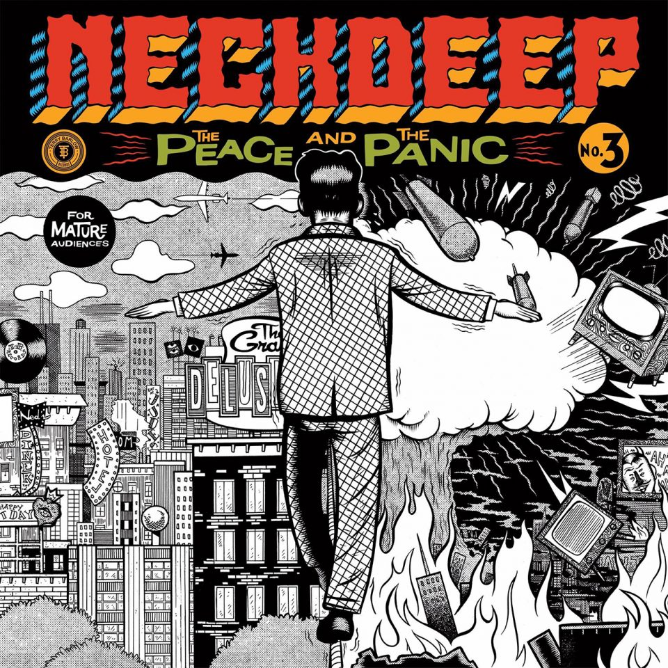 neckdeep the peace and the panic