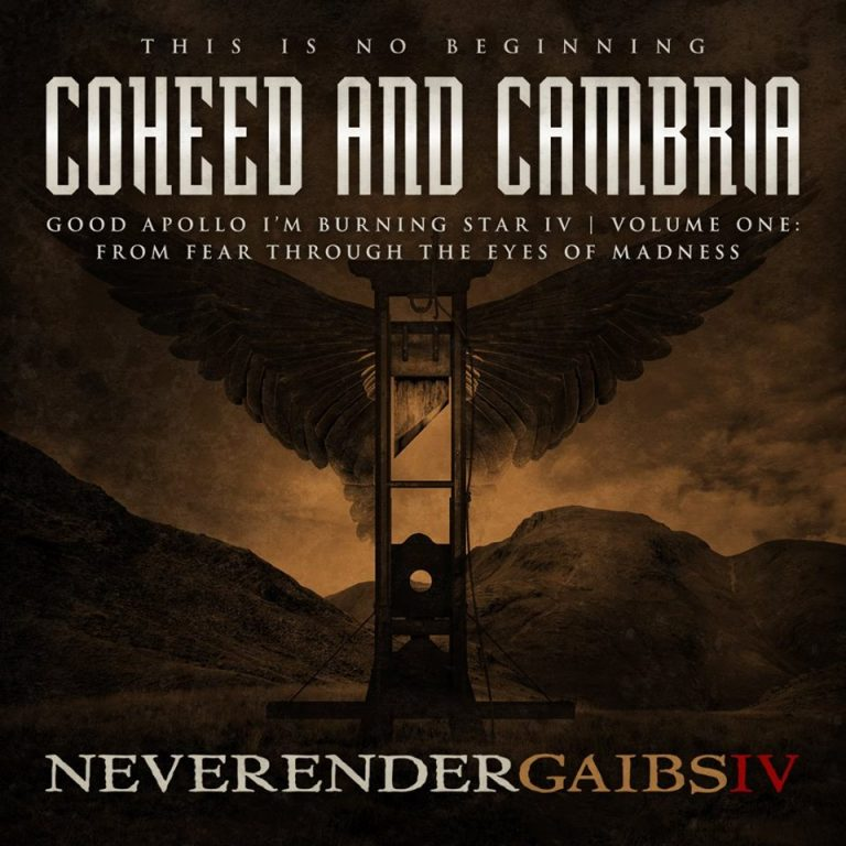 Konzertbericht: Coheed and Cambria am 14.06.2017 in der Essigfabrik, Köln