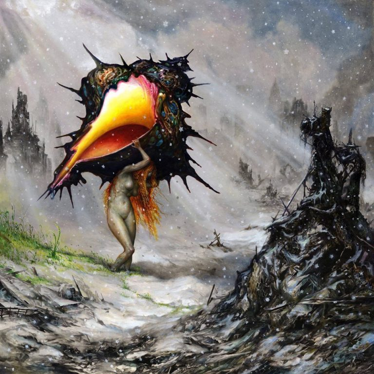 "Circa Survive veröffentlichen neue Single ""Premonition Of The Hex"""
