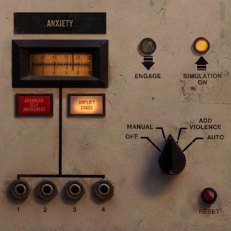 "EP-Release: Nine Inch Nails ""Add Violence"""
