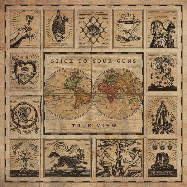 "Stick To Your Guns veröffentlichen neuen Song ""The Sun, The Moon, The Truth: Penance of Self"""