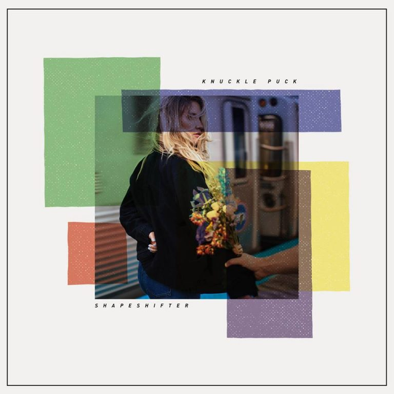 "Album-Release: Knuckle Puck ""Shapeshifter"""