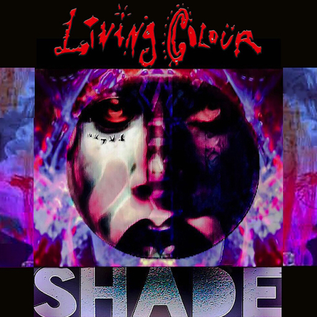 "Album-Release: Living Colour ""Shade"""