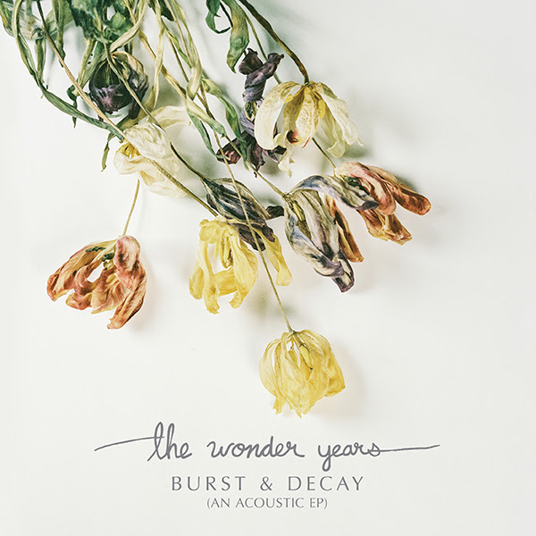 "The Wonder Years kündigen Akustik-EP ""Burst & Decay"" an"