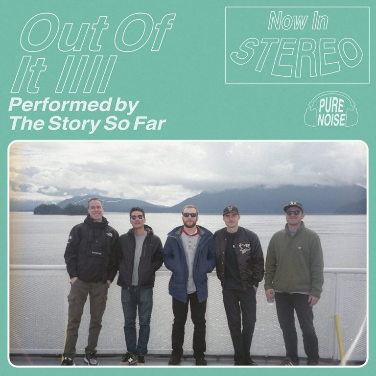 "The Story So Far veröffentlichen Benefiz-Single ""Out Of It"""