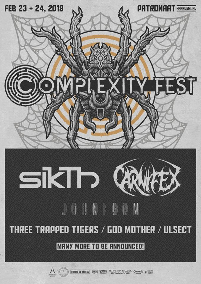 Complexity Fest 2018 First Wave