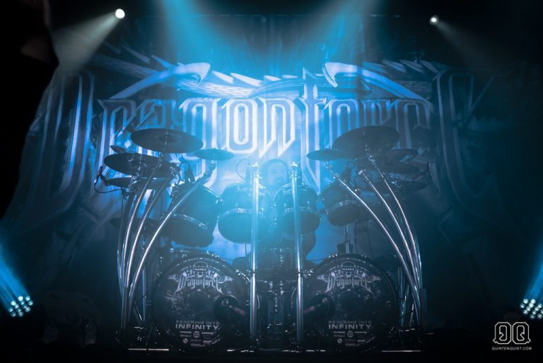 Konzertbericht: Dragonforce am 23.10.2017 in der Essigfabrik, Köln