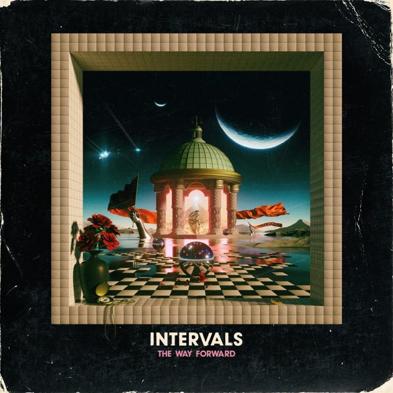 "Album-Release: Intervals ""The Way Forward"""