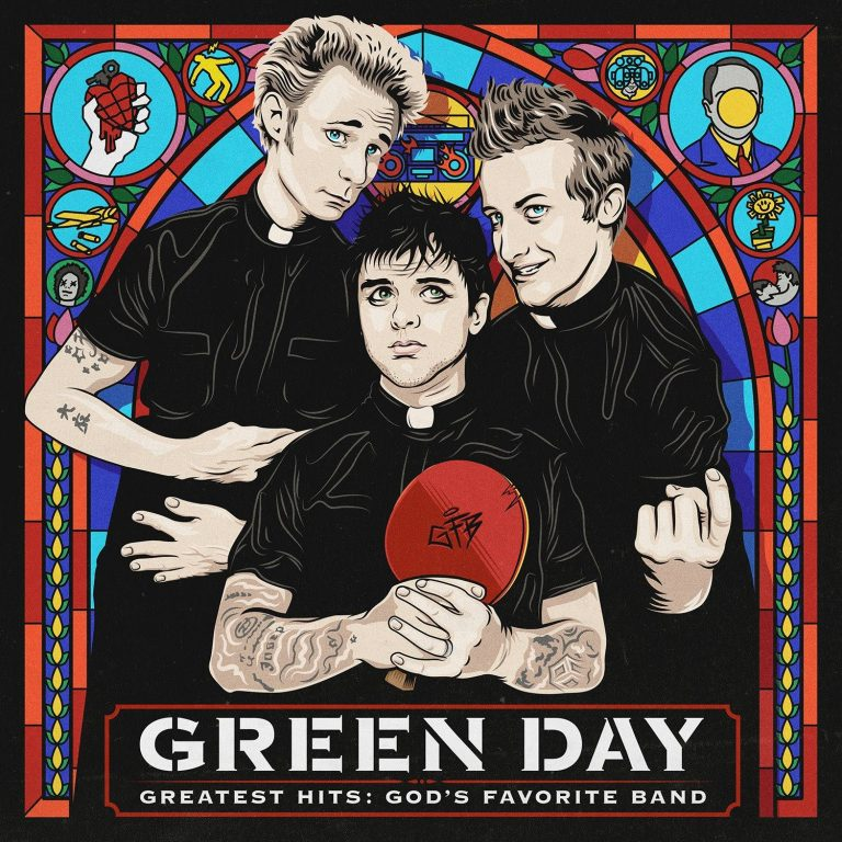 "Album-Release: Green Day ""Greatest Hits: God's Favorite Band"" inkl. neuen Songs"