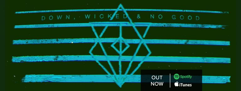 """EP-Release: In Flames """"Down, Wicked & No Good"""""""