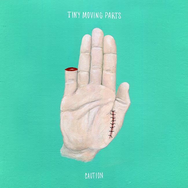 "UPDATE: Tiny Moving Parts veröffentlichen neue Single ""Caution"""