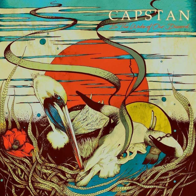 "Capstan veröffentlichen neue Single ""The Wreath And The Follower"""