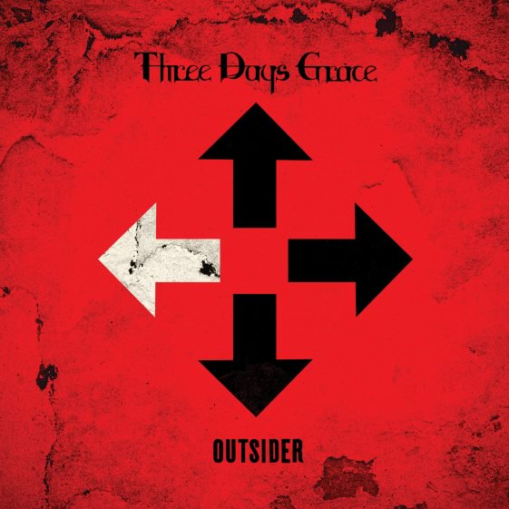 "Album-Release: Three Days Grace ""Outsider"""