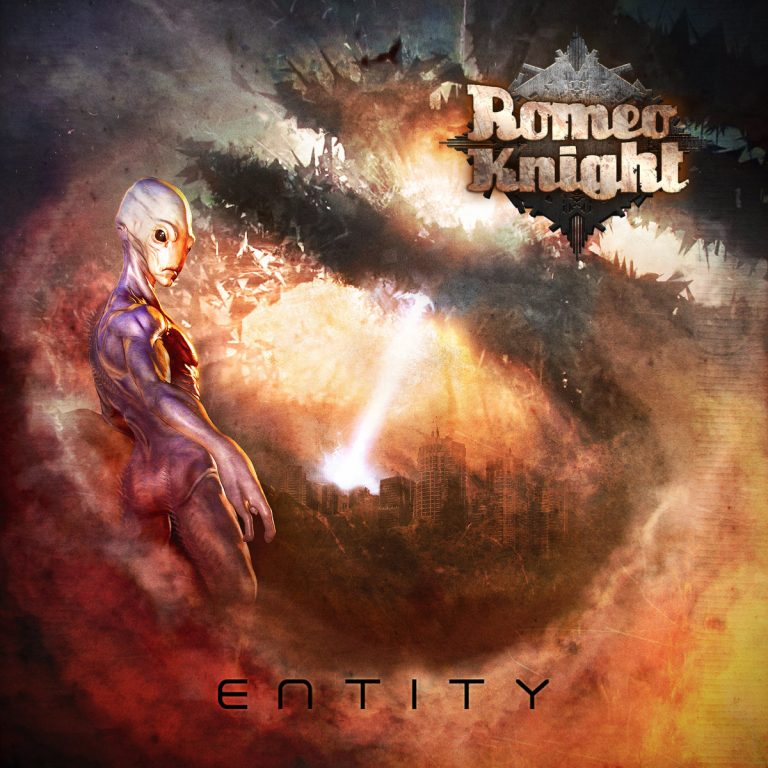 "Album-Release: Romeo Knight ""Entity"""