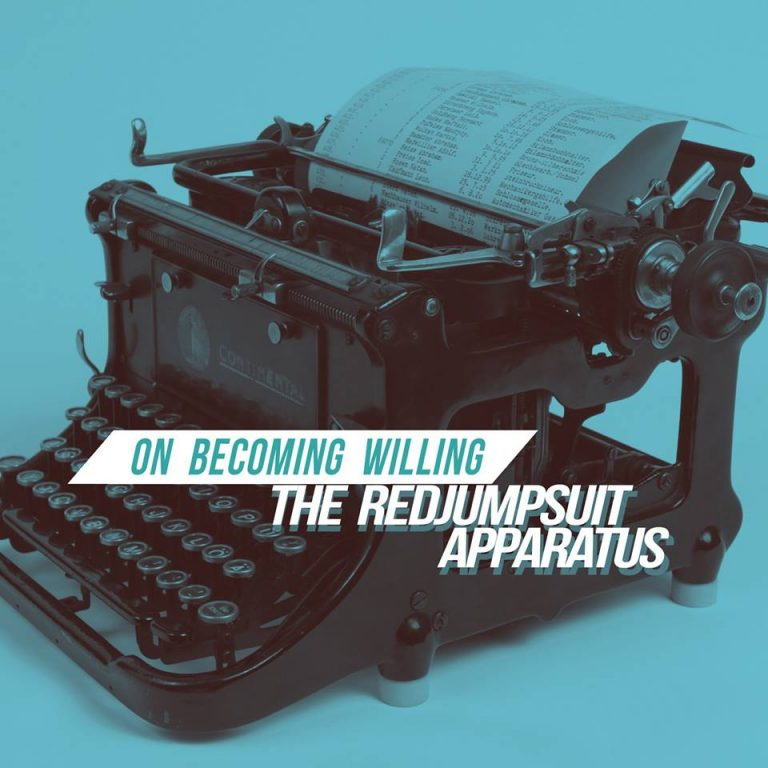"Red Jumpsuit Apparatus veröffentlichen neue Single ""On Becoming Will"""