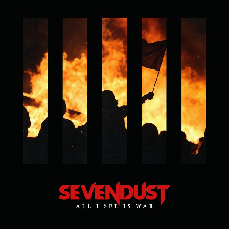 "Album-Release: Sevendust ""All I See Is War"""