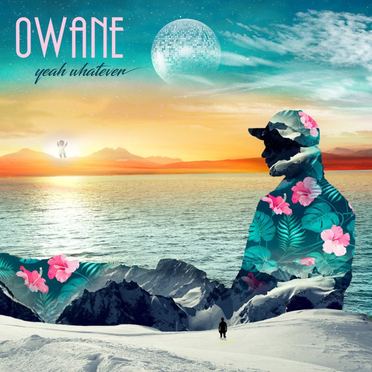 "Album-Release: Owane ""yeah whatever"""