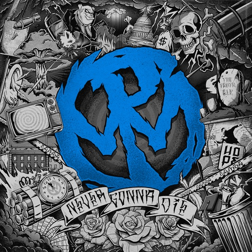 "Album-Release: Pennywise ""Never Gonna Die"""