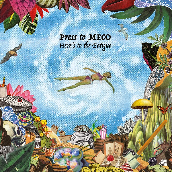 "Press To MECO veröffentlichen neues Video zum Song ""Here's To The Fatigue"""