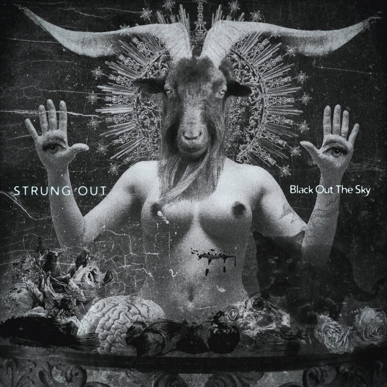 "Album-Release: Strung Out ""Black Out The Sky"""