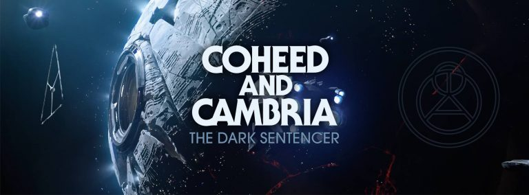 "Coheed And Cambria veröffentlichen neue Single ""The Dark Sentencer"""