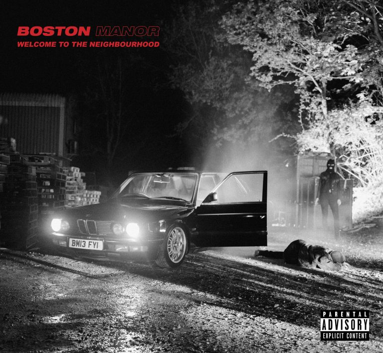 "Album-Release: Boston Manor ""Welcome To The Neighbourhood"""
