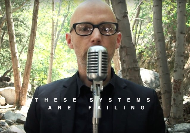 """Moby veröffentlicht neuen Song """"Are You Lost In The World Like Me?"""""""