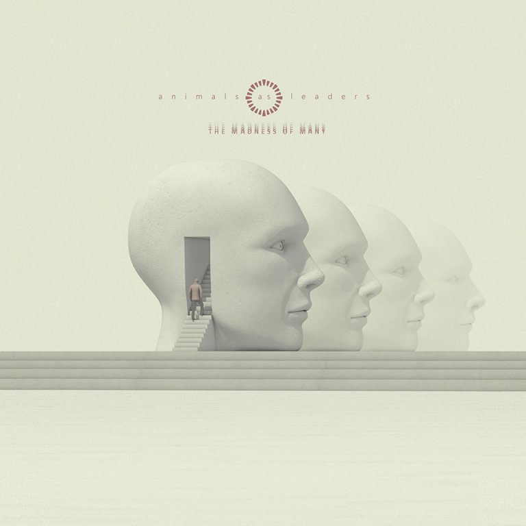 """Album-Release: Animals As Leaders """"The Madness Of Many"""""""