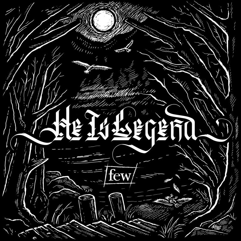"Album-Release: He Is Legend ""few"""