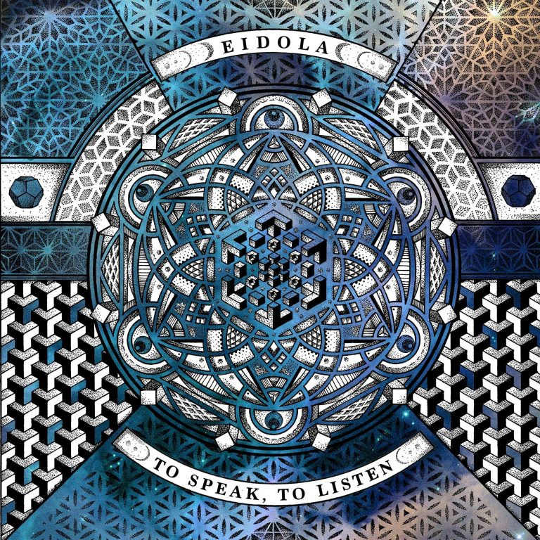 "Eidola veröffentlichen neuen Track ""The Abstract Of A Planet In Resolve"""
