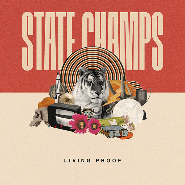 """Album-Release: State Champs """"Living Proof"""""""