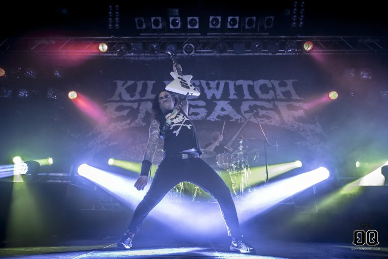 Photo-Galerie: Killswitch Engage und The Raven Age in der Live Music Hall, Köln